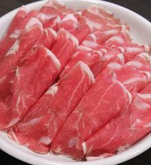 ラム肉セット(ラム肉1人前)写真